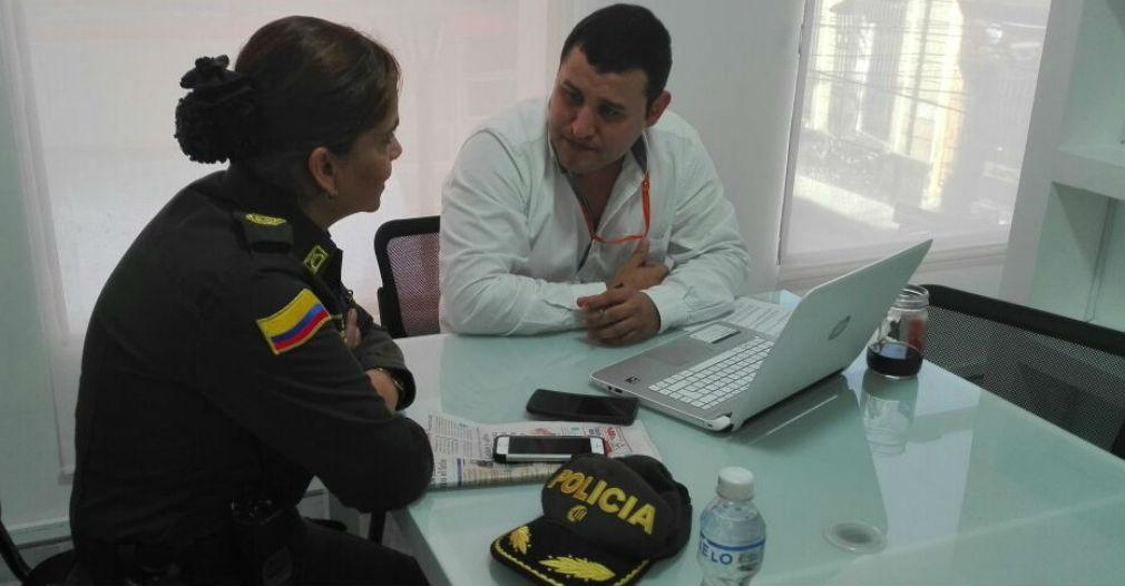 Sandra Vallejos en entrevista con Seguimiento.co