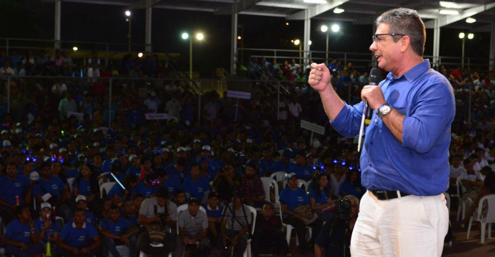 El excandidato Pedro Eslava demandó la elección de Vera tras perder en la consulta y en la votación del Consejo Superior.