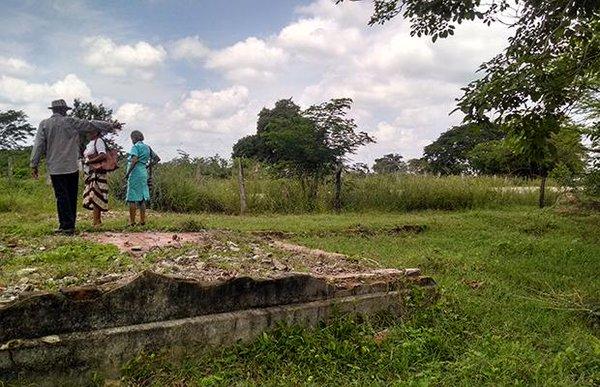 El fallo de un juez garantiza el retorno de los pobladores de Salaminita a su tierra.