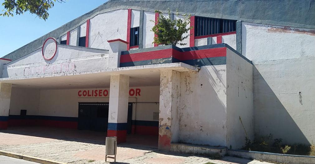 El Coliseo Menor es uno de los escenarios de la Villa Olímpica que serán demolidos y reconstruidos.