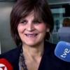 Lina Álvarez, de 62 años, dio a luz a un sano bebé.