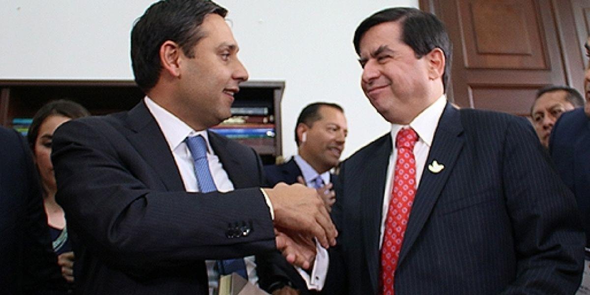 Congreso iniciar este martes refrendaci n de acuerdo de for Ministro del interior 2016