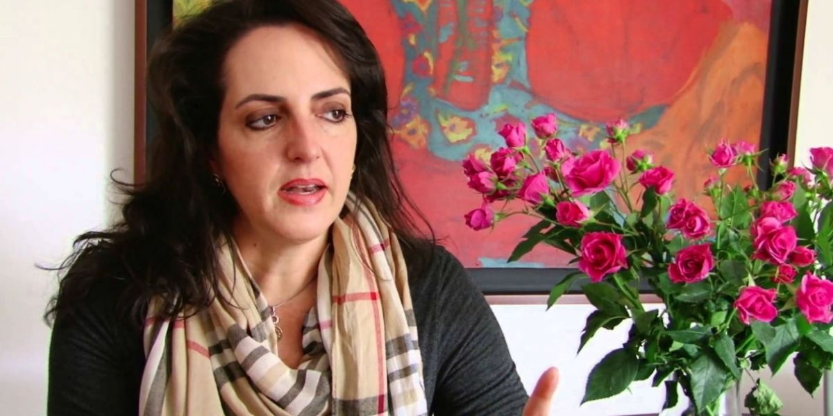 María Fernanda Cabal, senadora de la República.