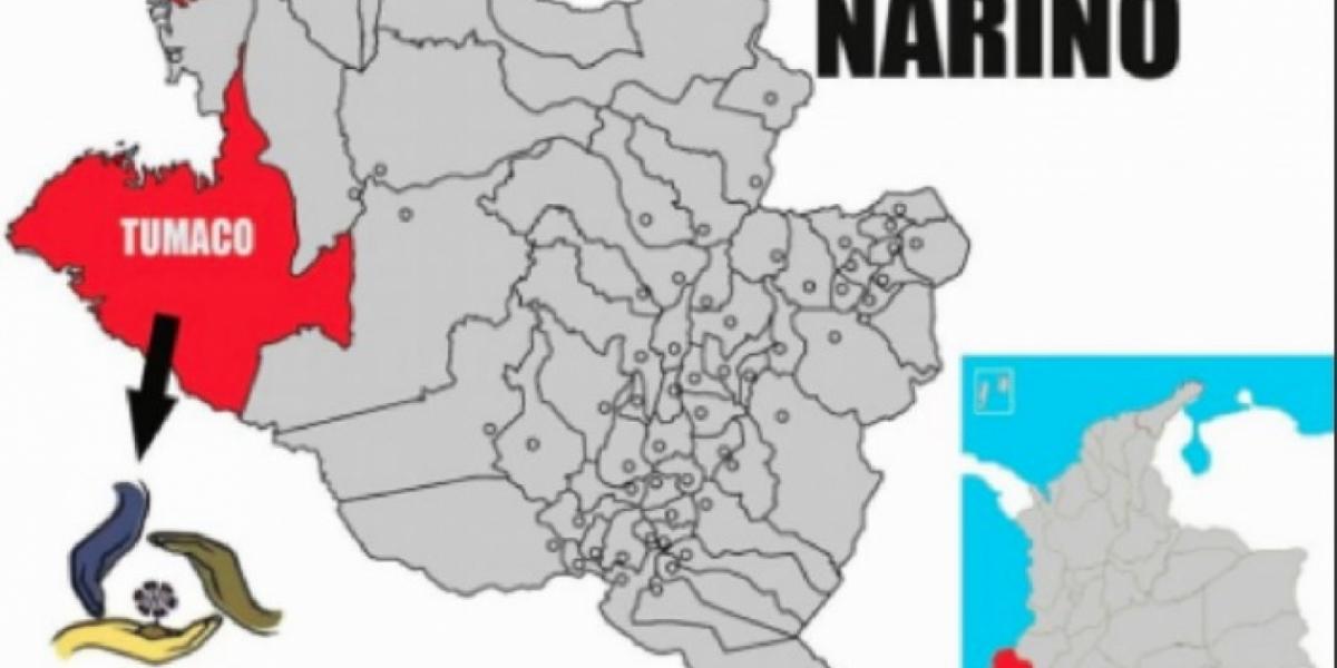 os hechos ocurrieron en zona rural de Tumaco, en Nariño.