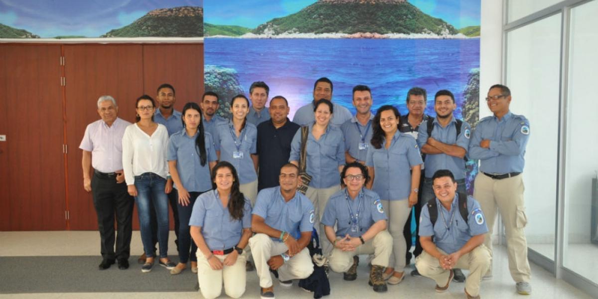 Dirección Territorial Caribe de Parques reactivará monitoreo a través del Sistema de Información Pesquera del INVEMAR (SIPEIN)