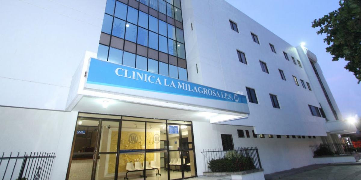 La paciente que necesita la sangre está internada en la clínica La Milagrosa.