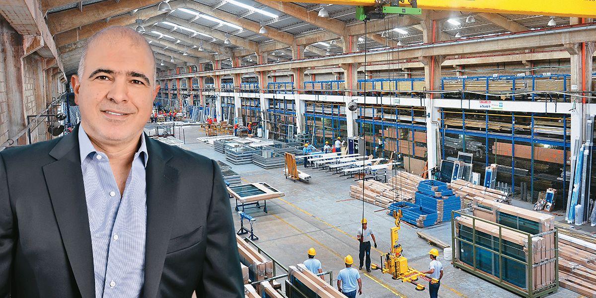 Christian Daes, CEO de Tecnoglass.