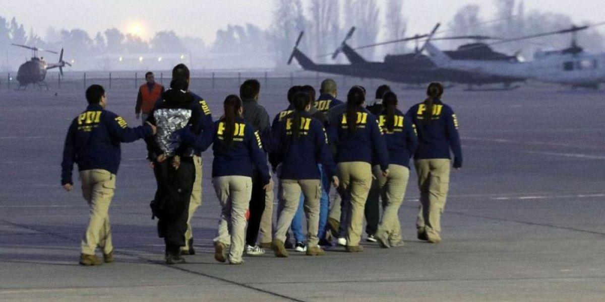 Se trata de personas que han cometido delitos asociados a la ley de drogas y estupefacientes, robo con violencia y tenencia ilegal de armas de fuego.