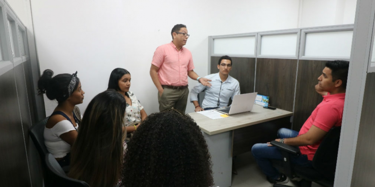 El Centro de Conciliación busca que se resuelvan los problemas de pareja en las áreas de familia, civil y penal.