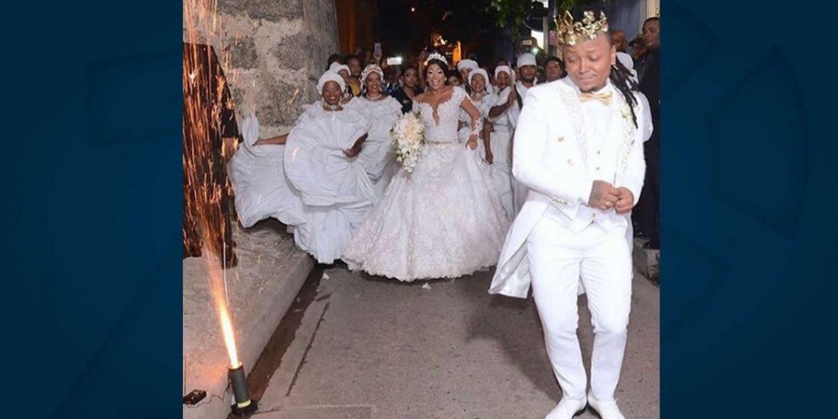 Matrimonio de Mr. Black.