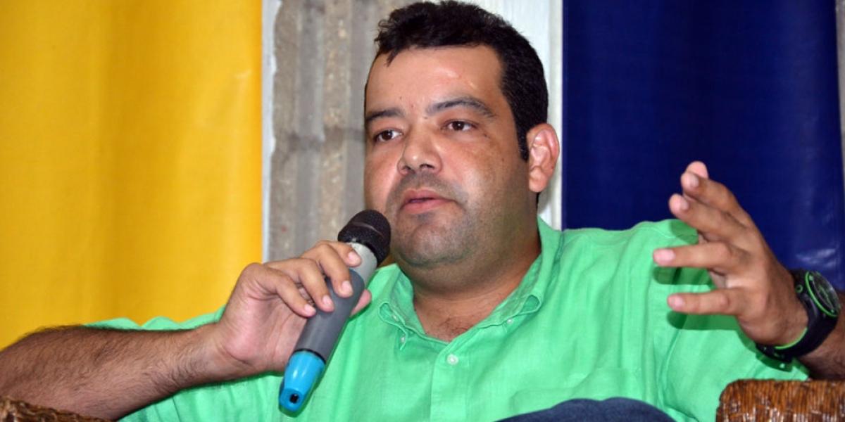 Jose María 'Chemita' Ballesteros, exgobernador de La Guajira