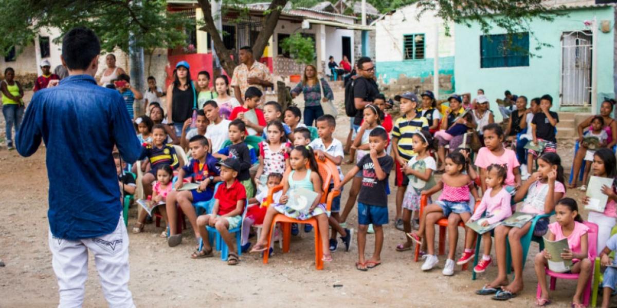 Varias de las actividades de la EFAC en Santa Marta.