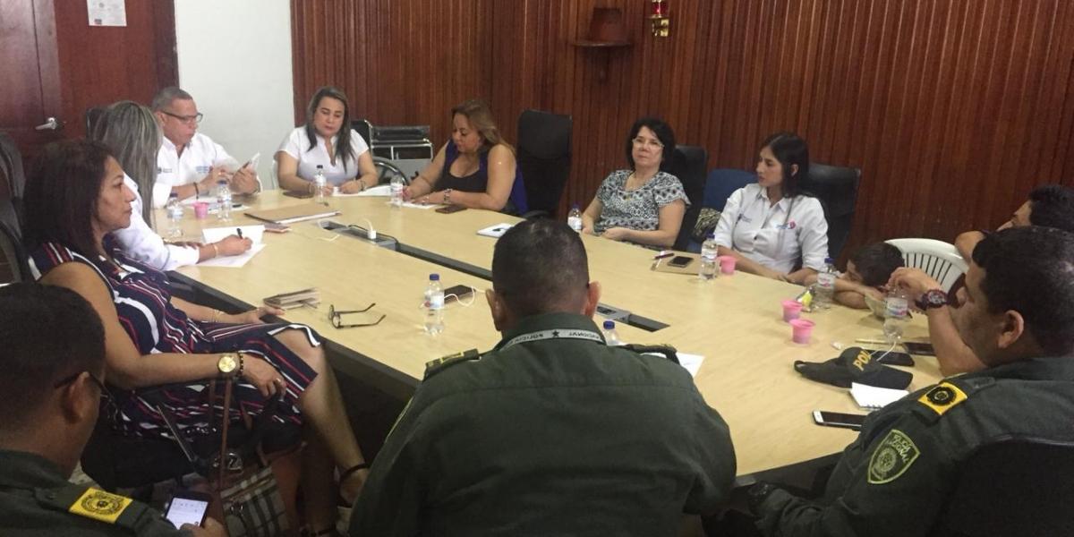 Magdalena registra un balance positivo en la lucha contra la Trata de Personas durante el 2019.