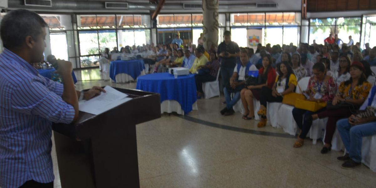 El encuentro se llevó a cabo en el Centro Vacacional de Suboficiales del Ejército Nacional 'Los Trupillos', de Santa Marta.