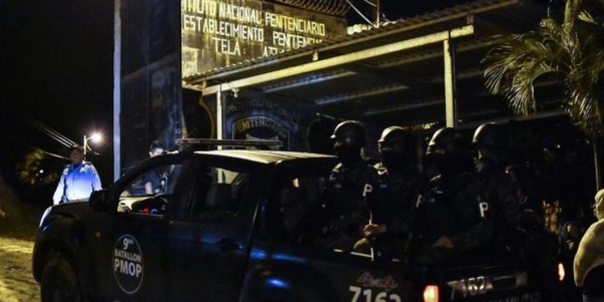 Cárcel de Honduras