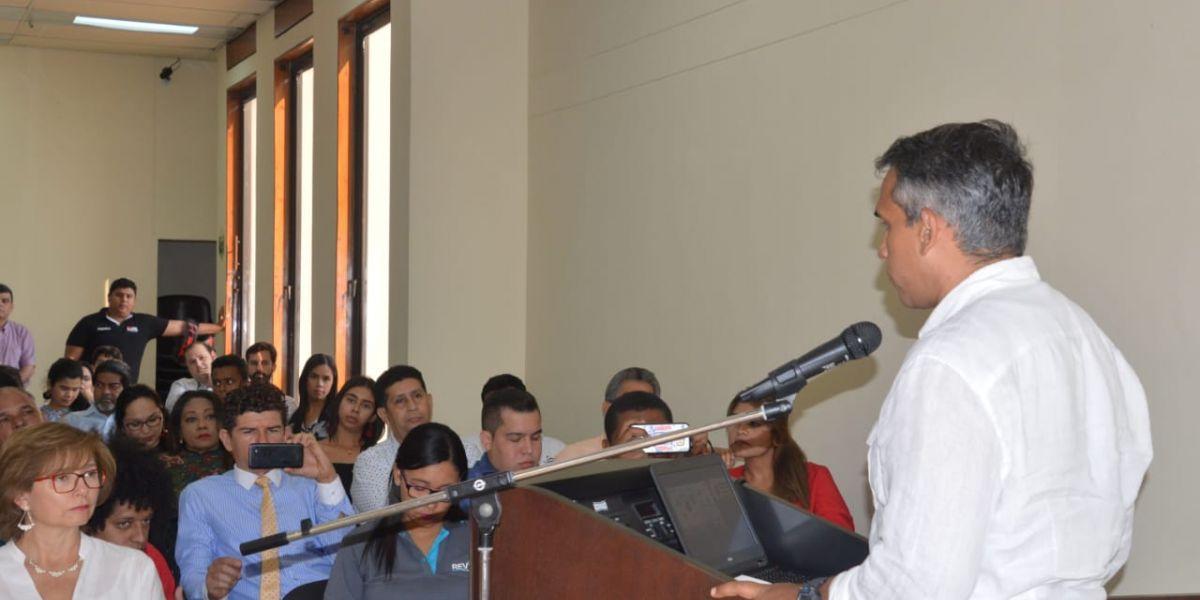Socialización de la encuesta de percepción 'Santa Marta Cómo Vamos'
