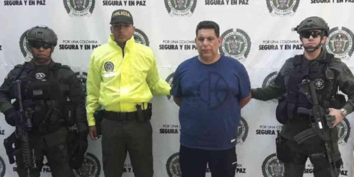 Presidente Duque autoriza extradición de alias 'El Cubano'