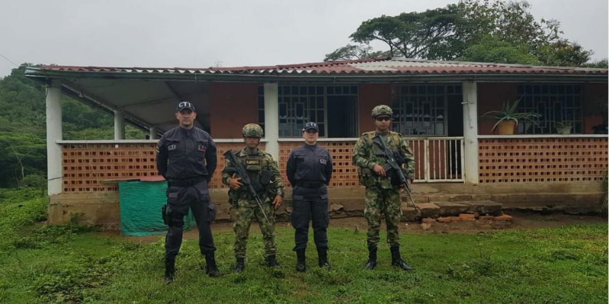 Operativos realizados por las autoridades contra testaferros de las Farc.
