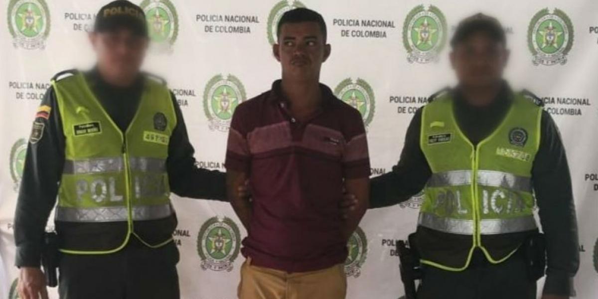 Francisco Antonio Pazo Barrios, señalado de abusar de su hija con discapacidad.
