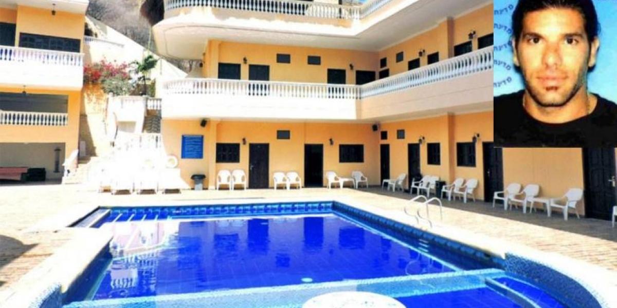 Hotel Benjamín en Taganga.