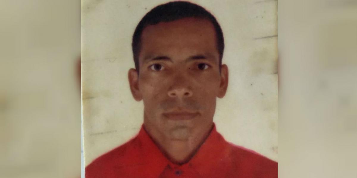 Elmer Noel Parra Cabrales, desaparecido desde el 2010.