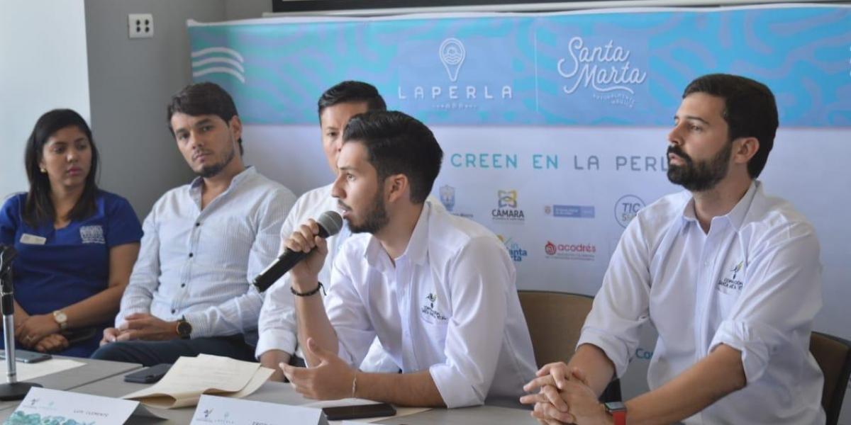 Informacion sobre el lanzamiento oficial de 'La Perla App'