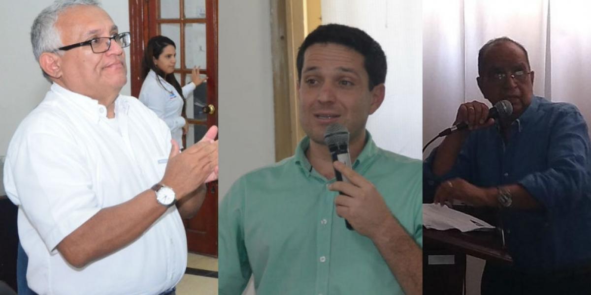 Los tres cambios en el gabinete de la Alcaldía.