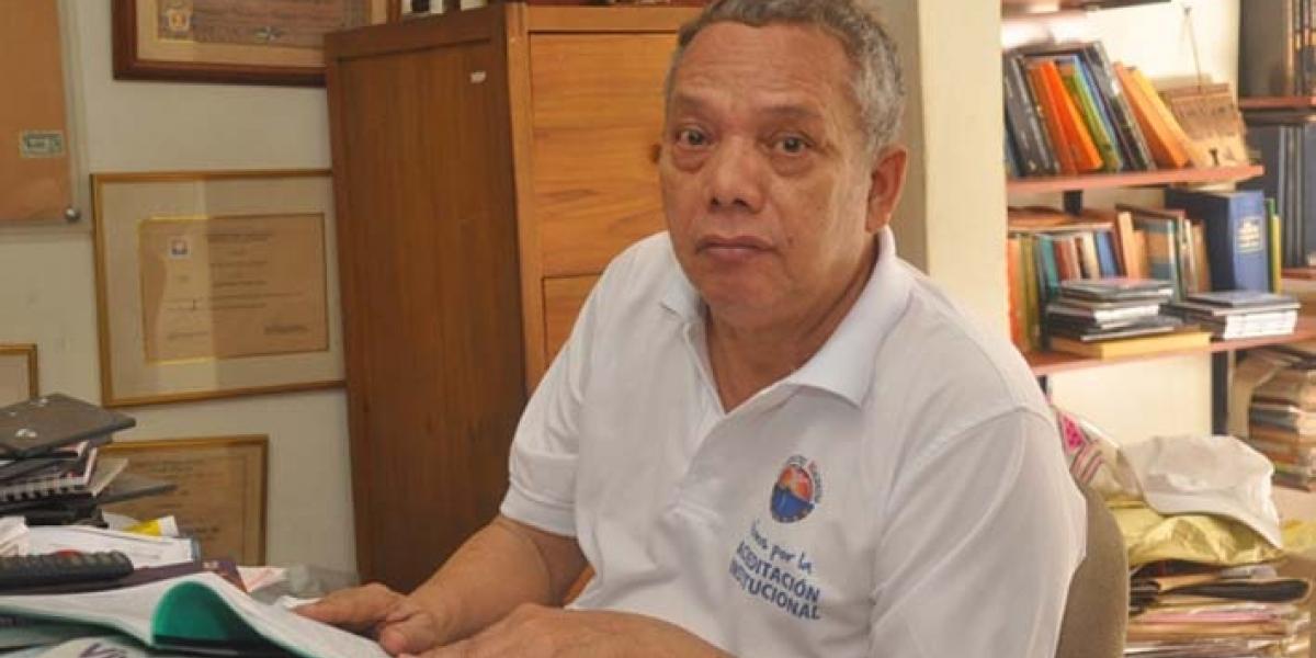 Armando Lacera Rua.