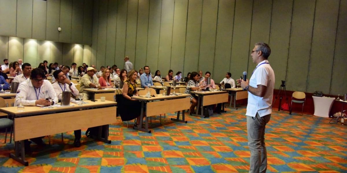 Personas de 15 países se congregaron en Santa Marta para hablar sobre emprendimiento social, su impacto y la forma como lo están llevando a cabo en sus comunidades.