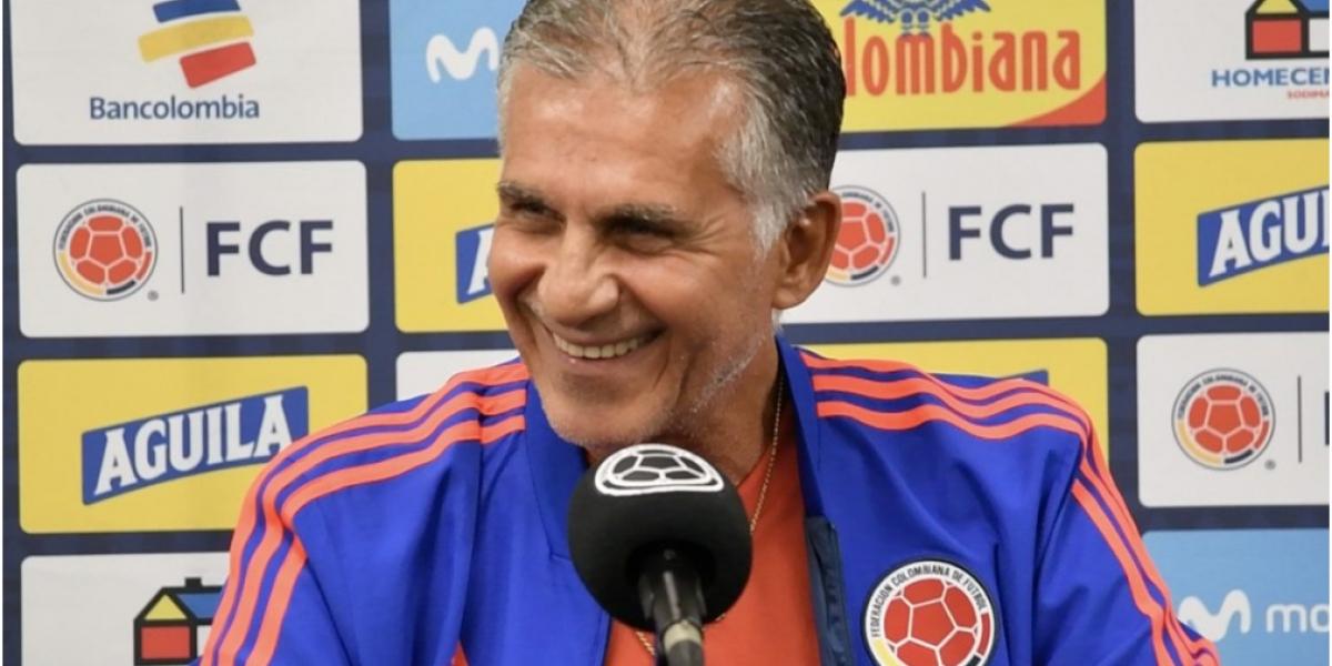 Carlos Queiroz.