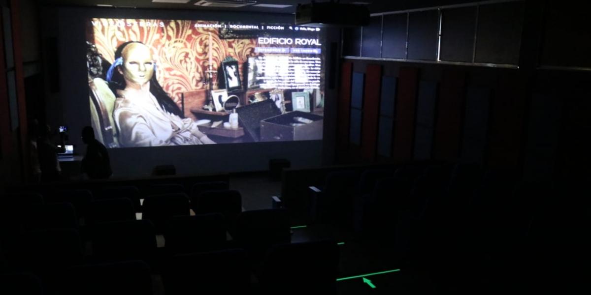 Este nuevo espacio, que se encuentra ubicado en el primer piso del Edificio Ciénaga Grande en un área de 80 metros cuadrado.