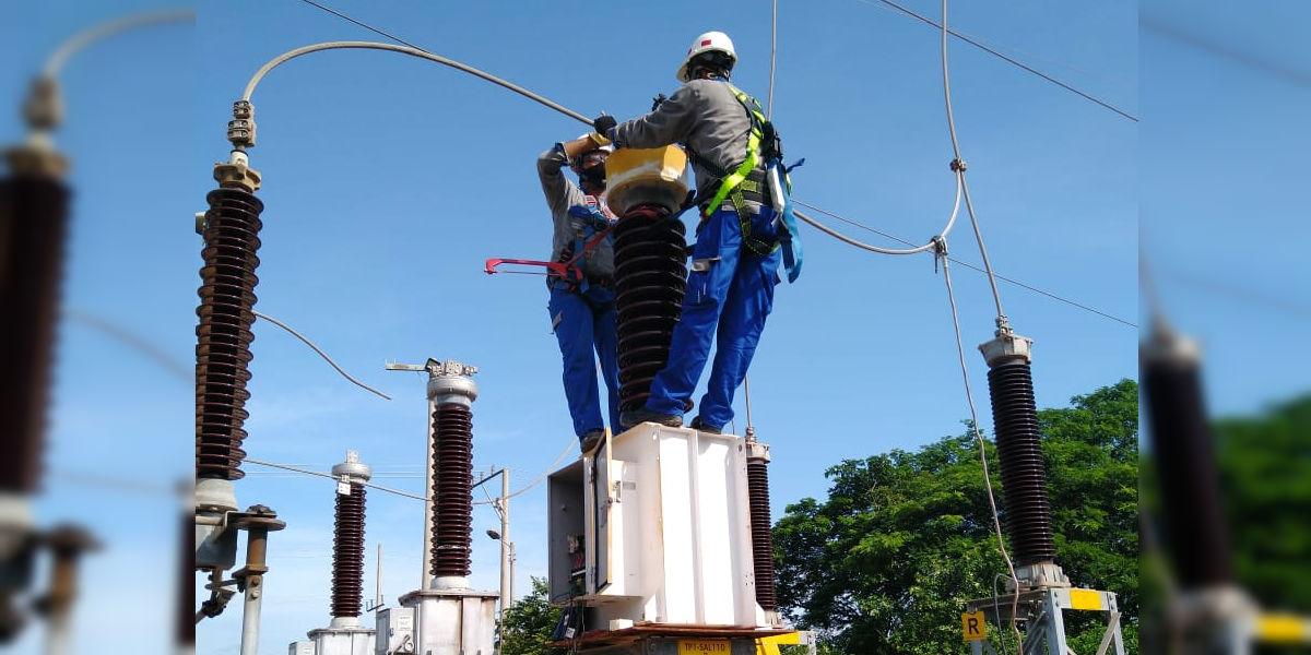 La luz se irá este domingo en Santa Marta, por mantenimiento.