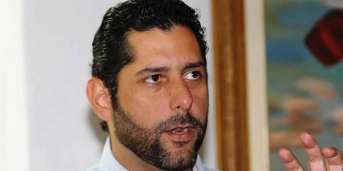 Exalcalde de Cartagena, Dionisio Vélez Trujillo.