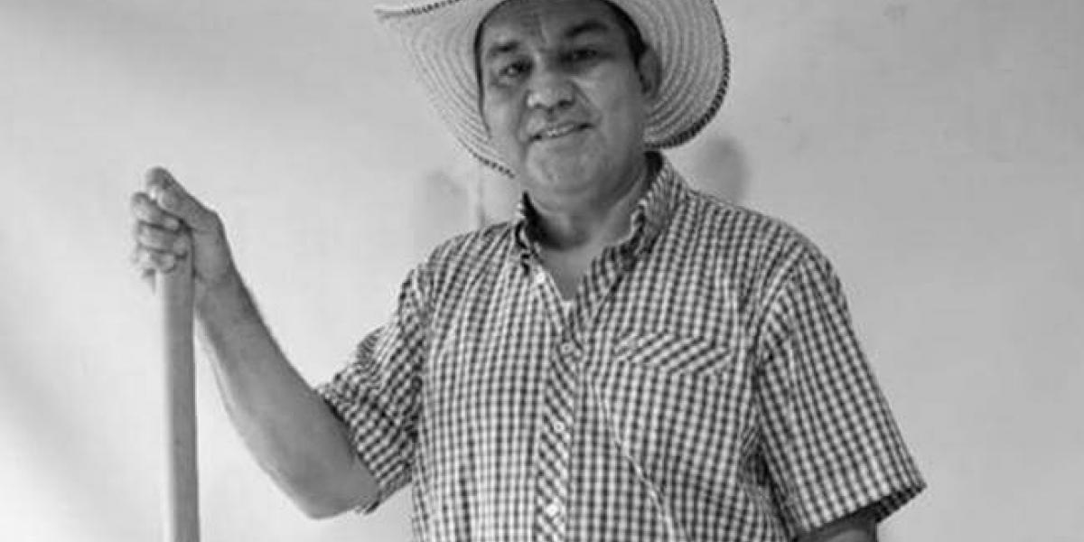 Jeovany Alirio Oliveros Mayorga, concejal asesinado en Cunday, Tolima
