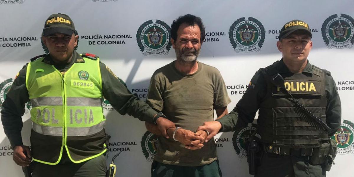 Luis Miguel Pérez León.
