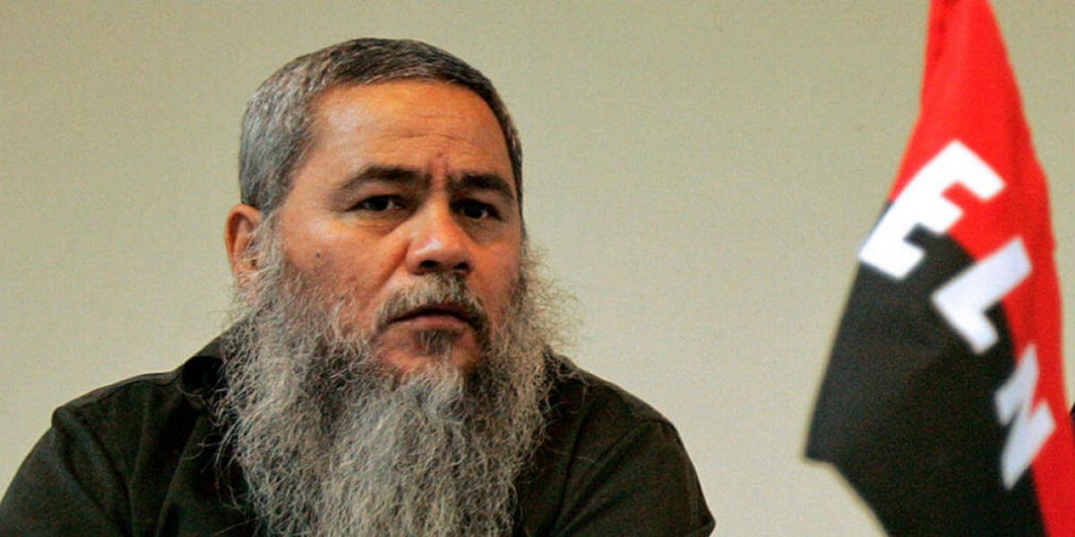 Mario Pieschacón Negrini o Gerardo Antonio Bermúdez Sánchez, alias 'Francisco Galán'.