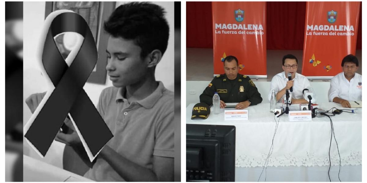 Las autoridades siguen trabajando para esclarecer el atroz crimen del niño Maicol.