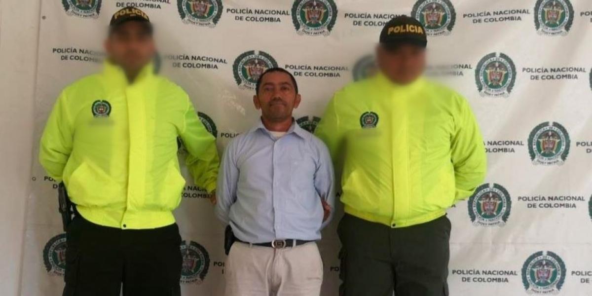 José Gregorio Escobar Nieto.