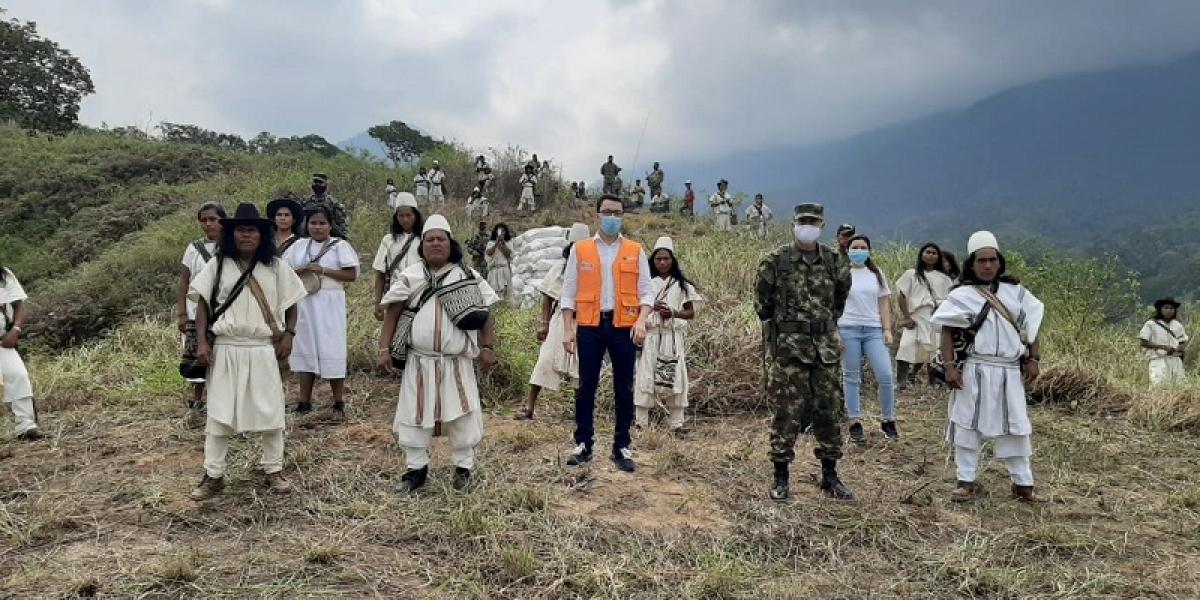 Con participación de 411 mil personas, 172 proyectos y más de 40 programas, radicado Plan de Desarrollo del Magdalena.