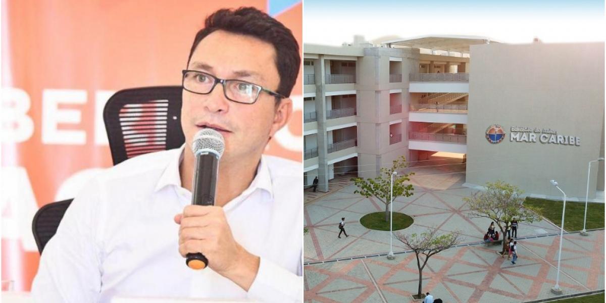 El esfuerzo conjunto de la universidad y de la Gobernación, permitiría destinar $13.000 millones para asumir la totalidad de la matrícula del 100 % de los estudiantes.