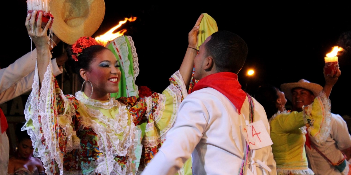 Festival Nacional de la Cumbia.