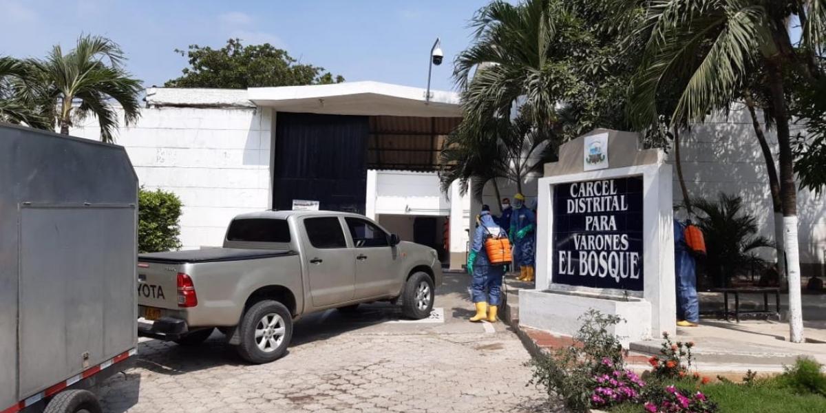 A la cárcel distrital El Bosque de Barranquilla fue enviado el docente.