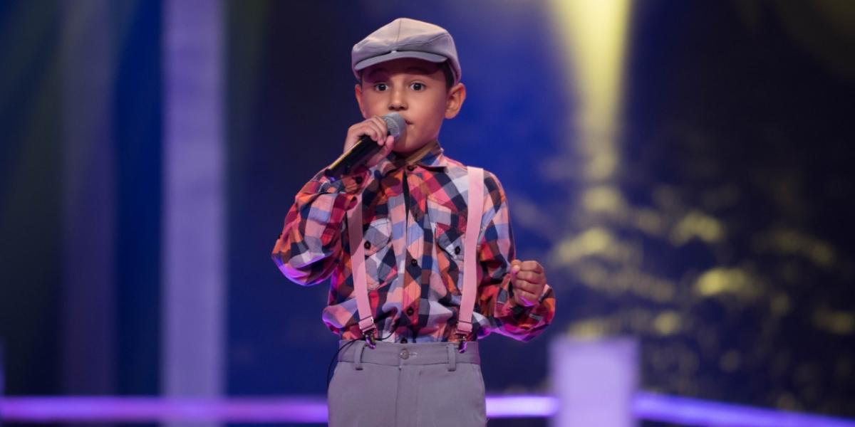 Juan David Rueda, cantante samario.
