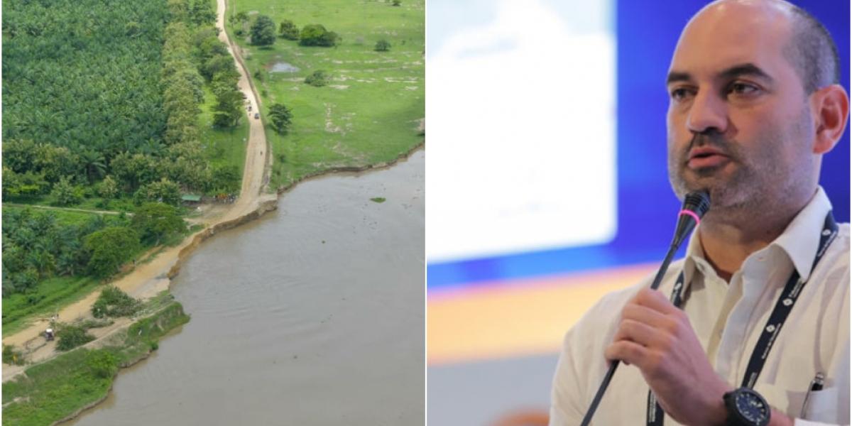 El director de Cormagdalena, Pedro Pablo Jurado, reconoció que el Estado Colombiano ha sido negligente.