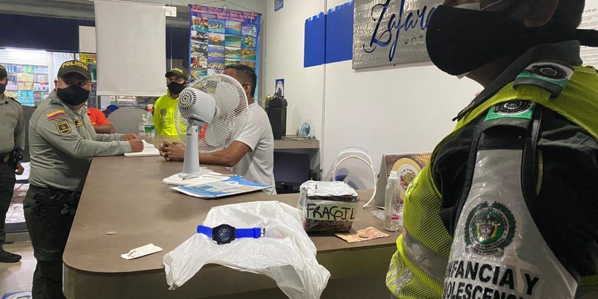 Operativos en algunos hoteles de Santa Marta.