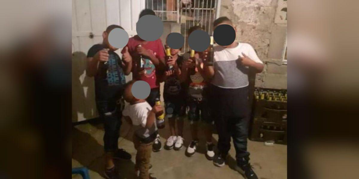 Las autoridades buscan establecer si la foto se dio en Santa Marta.