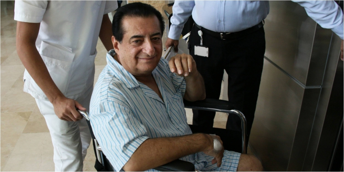 Jorge Oñate, cantante vallenato.