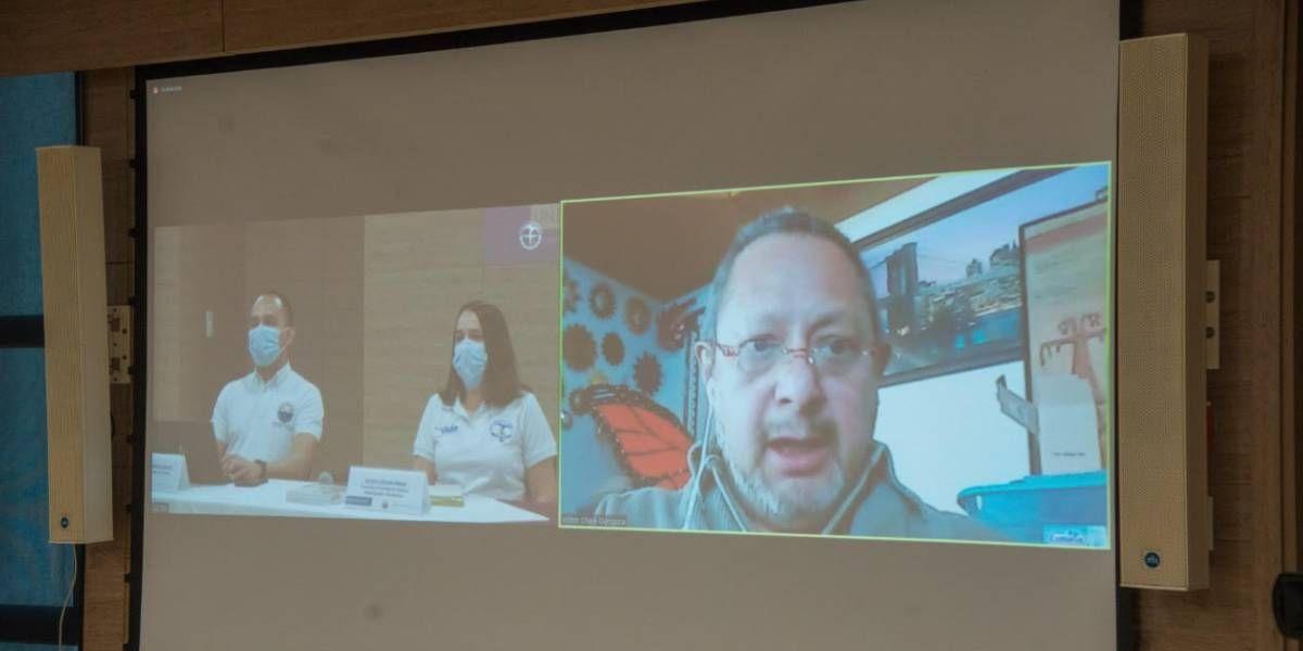 Reunión de Unimagdalena con el auditor internacional asignado.