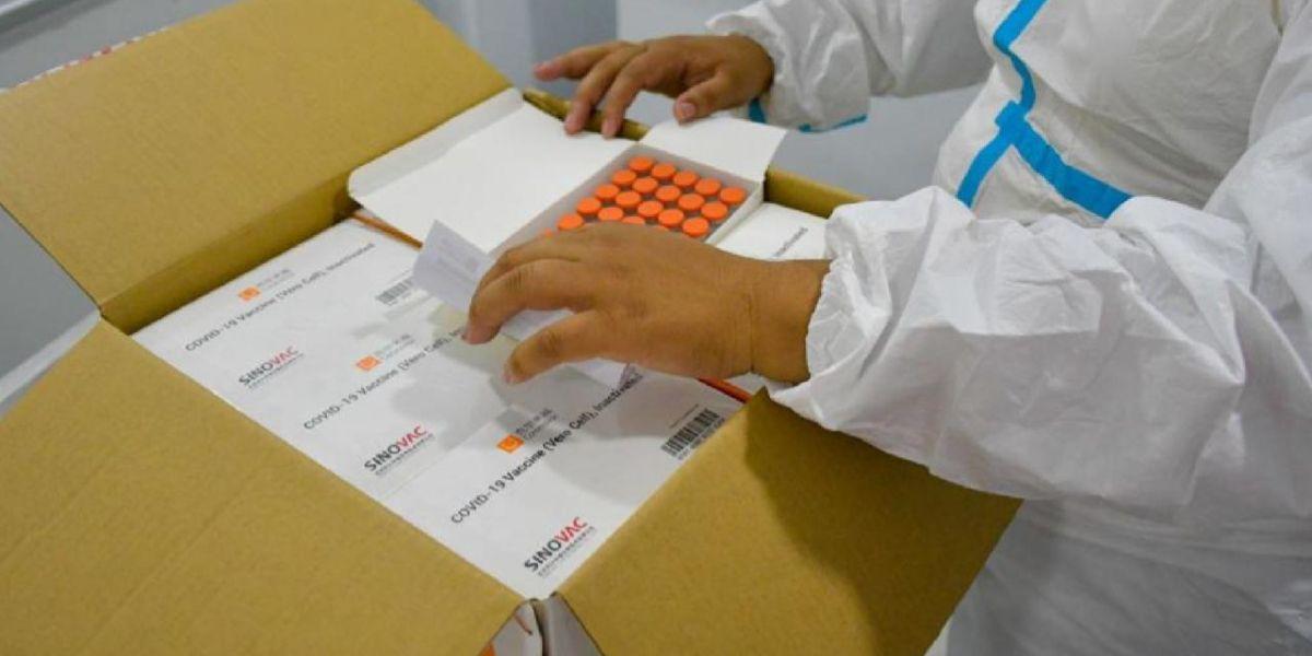 Inició jornada de vacunación contra el covid-19 en los municipios del Magdalena.