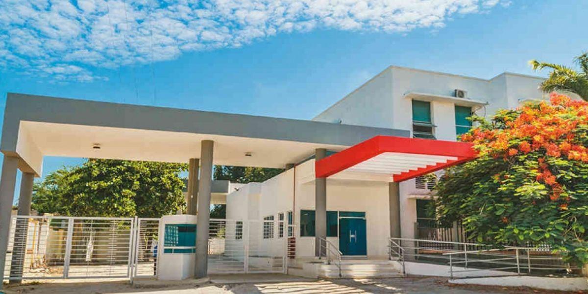 Entre los hospitales por el Magdalena está el 'San Cristóbal' del municipio de Ciénaga.